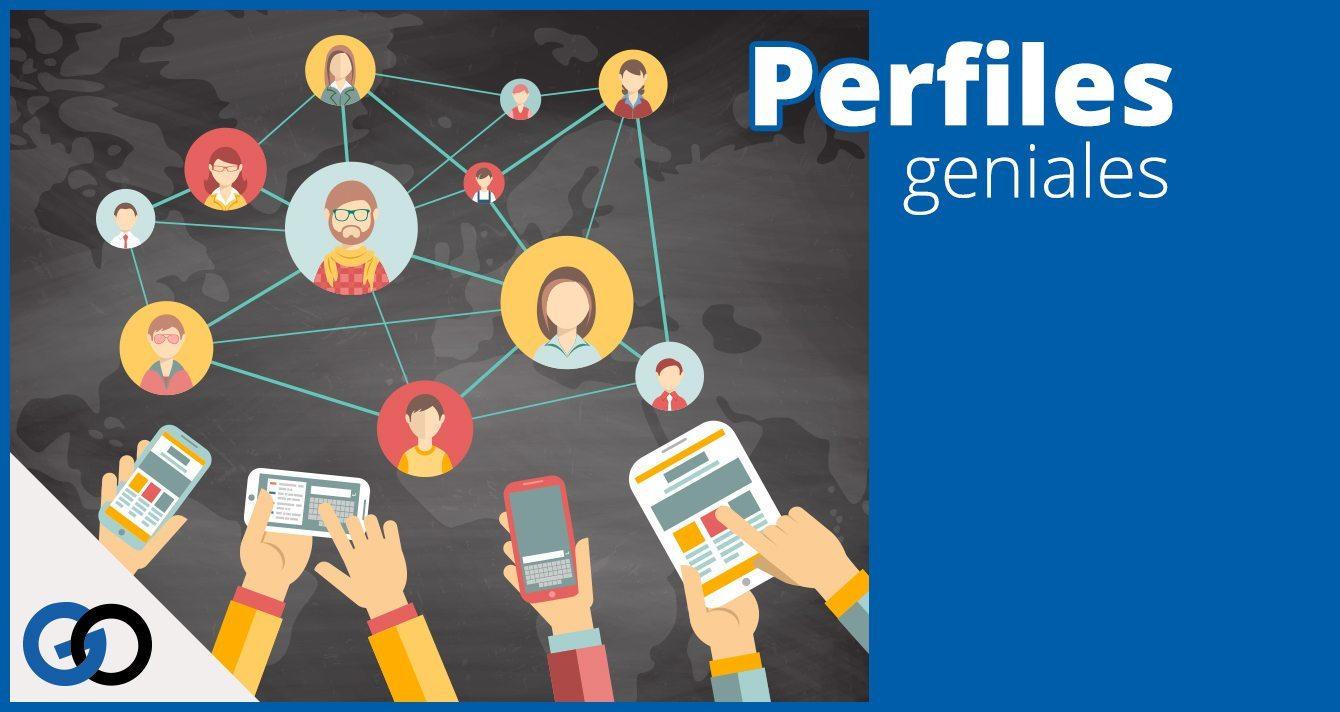 Cómo crear perfiles geniales en Redes Sociales