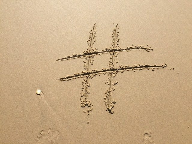 El uso de los hashtags correctos será un impulso genial para tus redes sociales