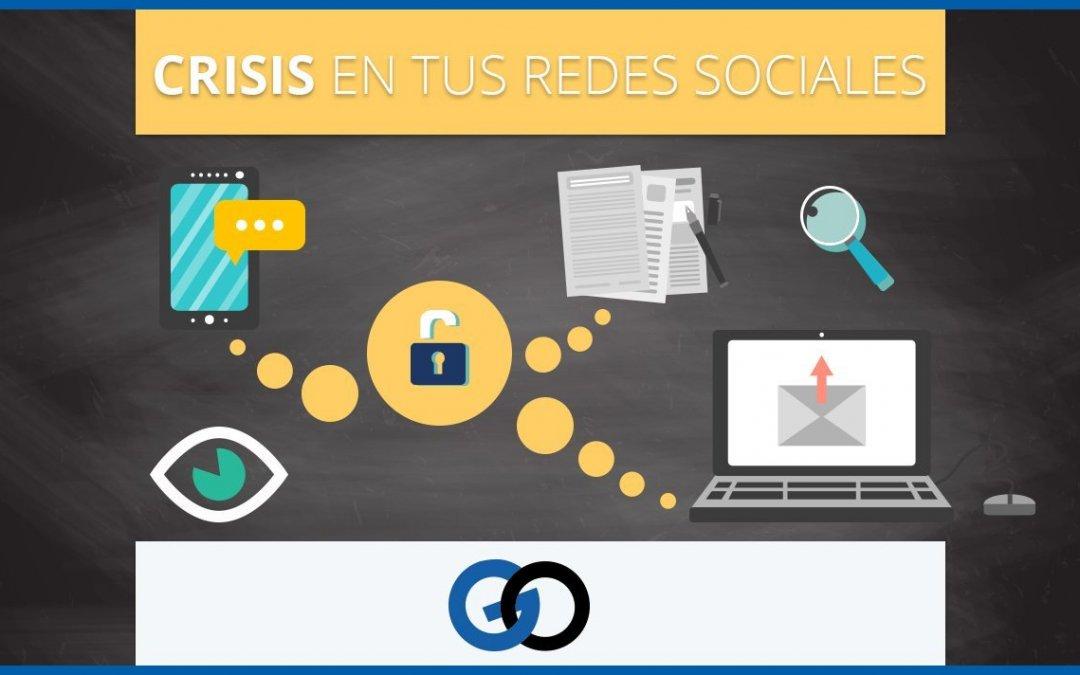 4 claves para evitar una crisis en tus Redes Sociales