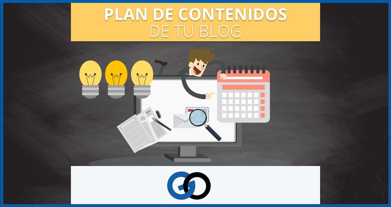 Elabora el Plan de Contenidos de tu blog