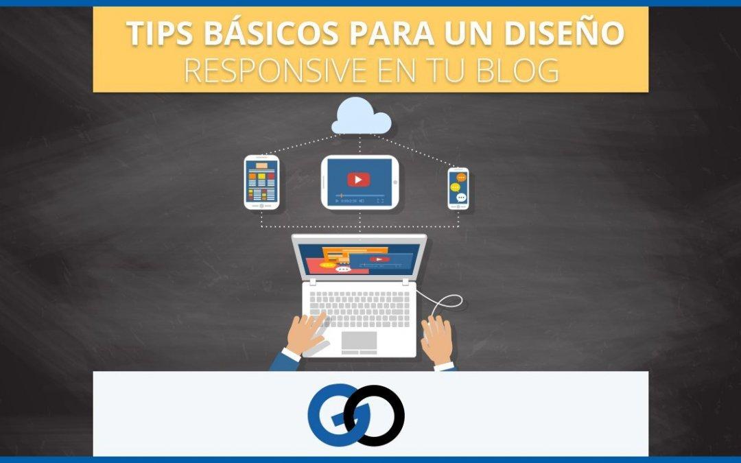 Diseño responsive para tu blog