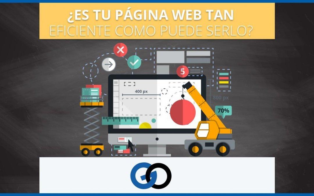 ¿Es tu página web tan eficiente como puede serlo?