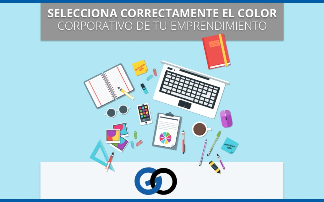 Selecciona correctamente tu color corporativo