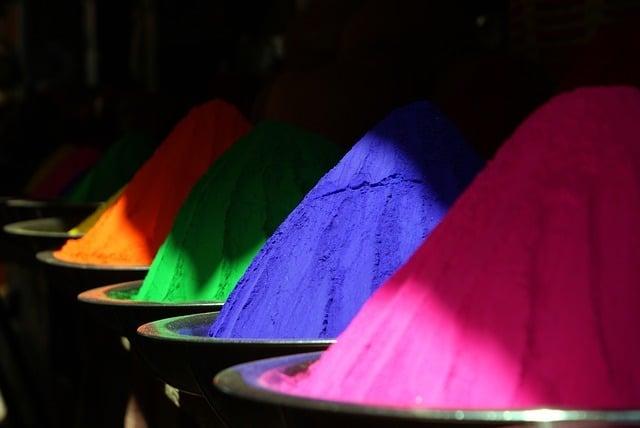 colores e imagen corporativa