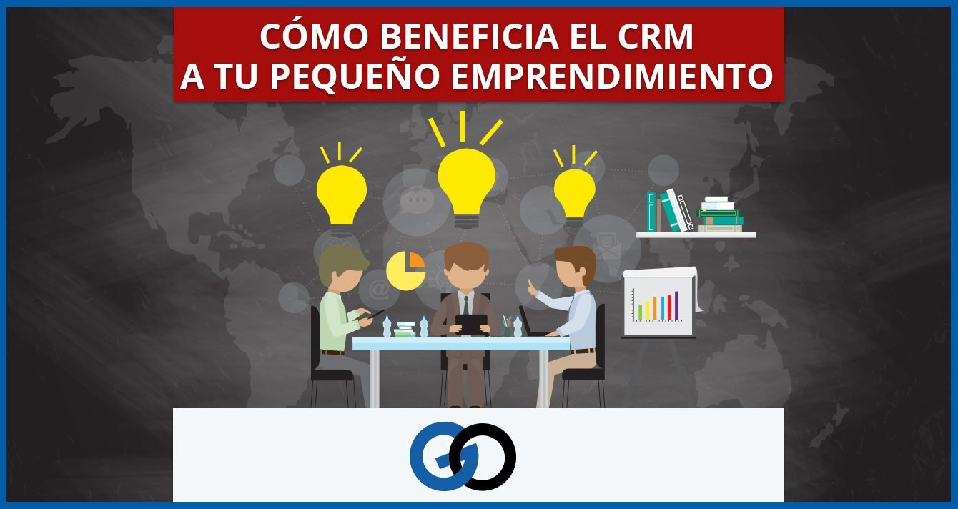 CRM pymes emprendedores