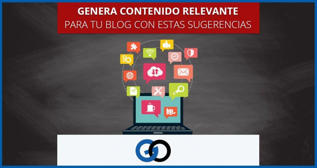 contenido e ideas para blog