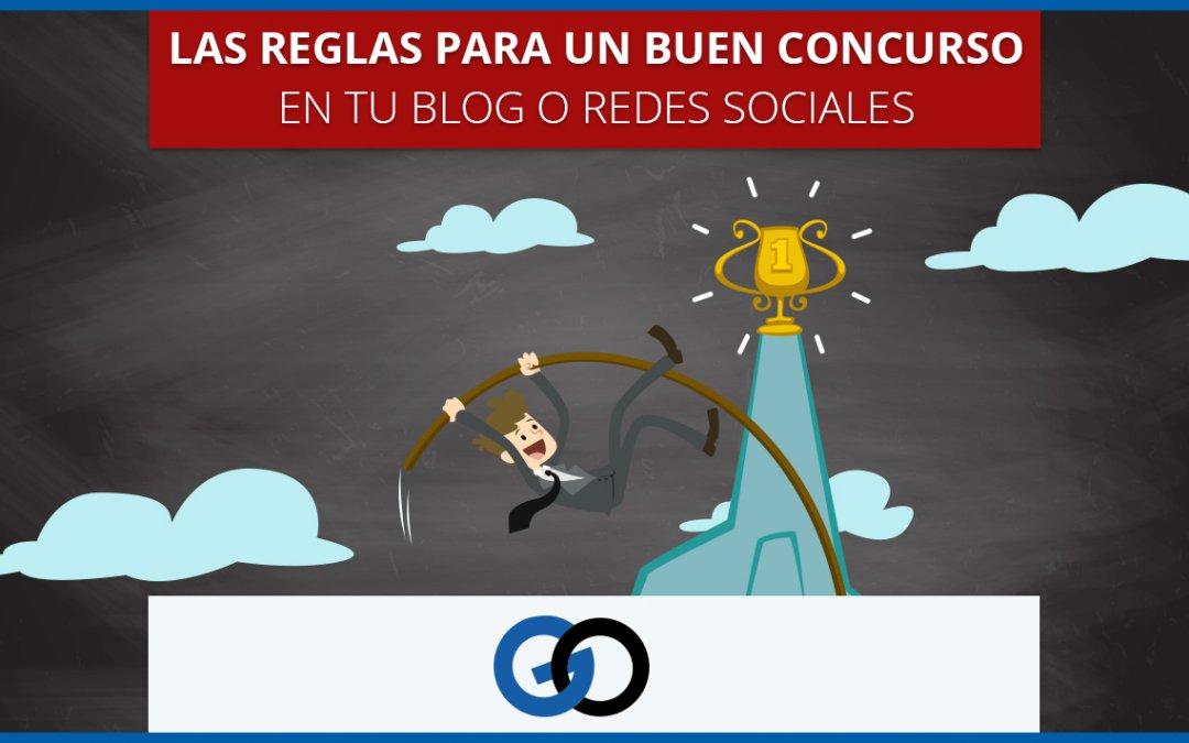 Las reglas para un buen concurso en tu blog o redes sociales