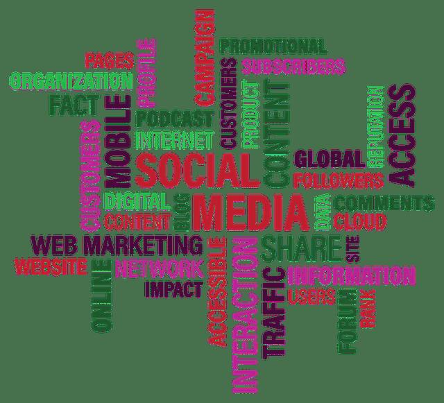 Promoción Redes Sociales Media Kit