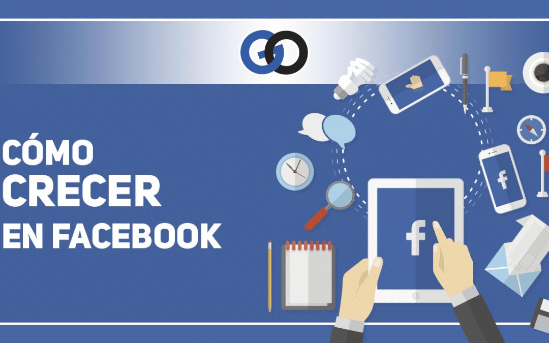 Cómo crecer en Facebook