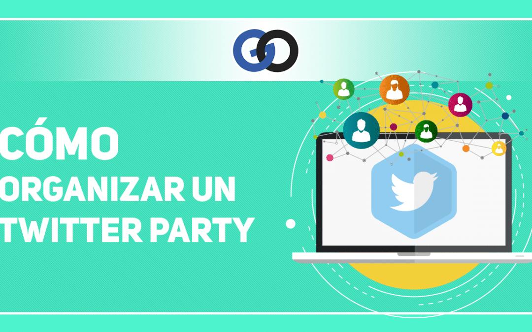 ¿Cómo organizar un Twitter Party?