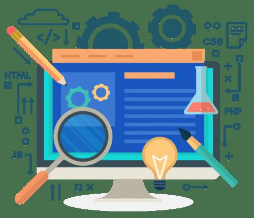 Agencia Marketing Digital diseño