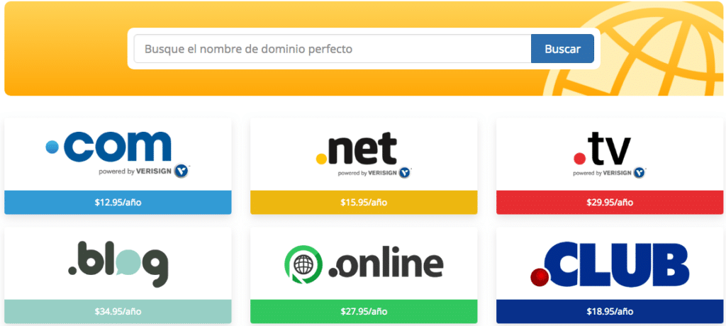 dominios para abrir tu blog