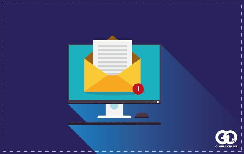 como crear un email deb bienvenida atractivo