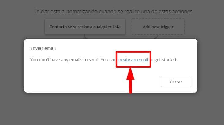 crear un nuevo correo
