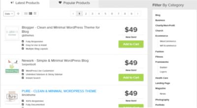 temas pagos para un blog