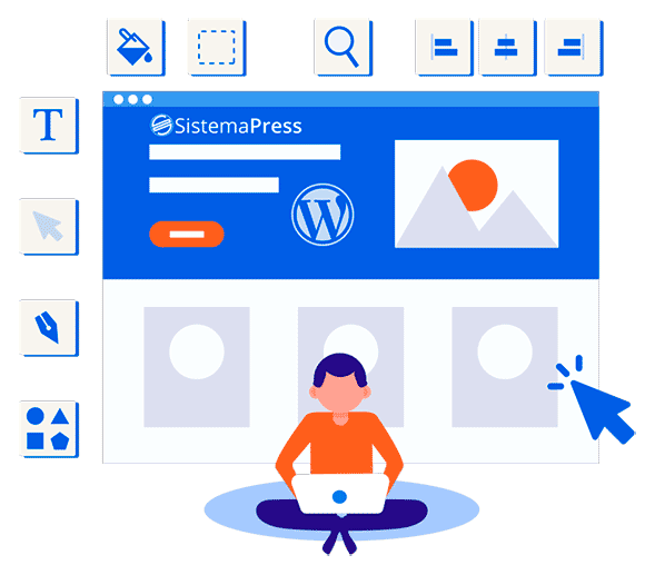 Sistemapress-Wordpress
