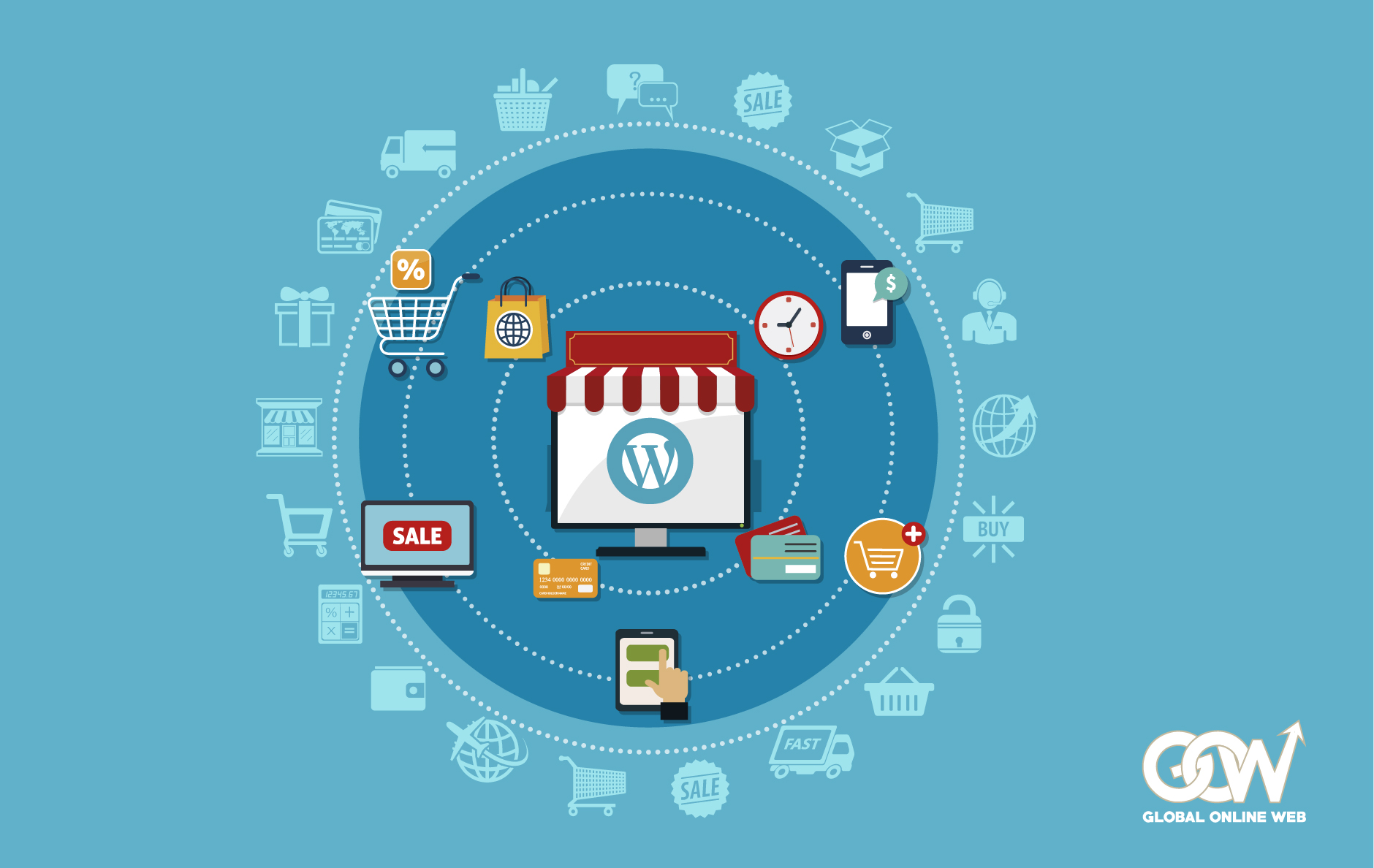 12 ventajas de usar Wordpress para vender productos o servicios digitales